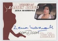 Zena Marshall as Miss Taro