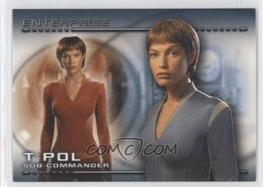 2003 Rittenhouse Star Trek: Enterprise Season 2 [???] #T1 - [Missing] /333