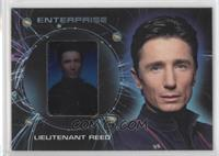 Dominic Keating as Lieutenant Malcolm Reed
