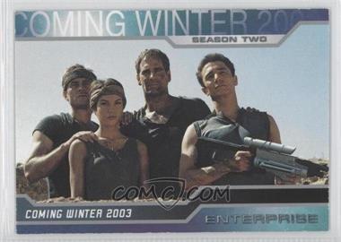 2003 Rittenhouse Star Trek: Enterprise Season 2 Promos #P1 - [Missing]