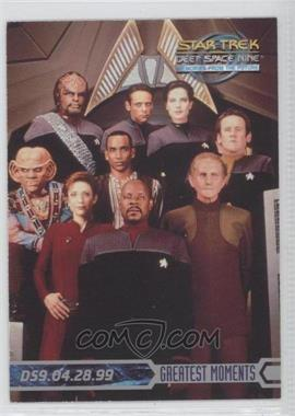 2003 Rittenhouse The Complete Star Trek: Deep Space Nine [???] #N/A - [Missing]