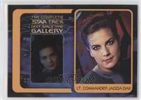 Lt. Commander Jadzia Dax