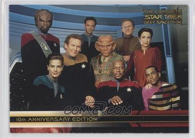 2003 Rittenhouse The Complete Star Trek: Deep Space Nine Promos #P1 - [Missing]