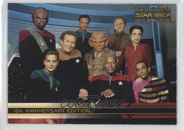 2003 Rittenhouse The Complete Star Trek: Deep Space Nine Promos #P1 - [Missing]