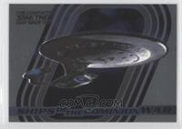 Federation Galaxy-Class Starship