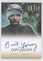 Burt Young as Captain Parker
