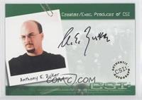 Anthony E. Zuiker - Creator/Exec Producer of CSI