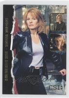 Catherine Willows- Marg Helgenberger