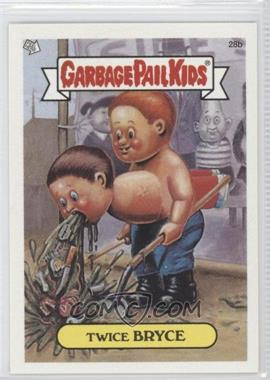 2003 Topps Garbage Pail Kids All-New Series 1 - [Base] #28b - Twice Bryce