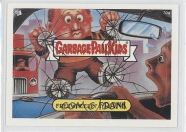 2003 Topps Garbage Pail Kids All-New Series 1 - [Base] #30a - Free Wheelin' Frank