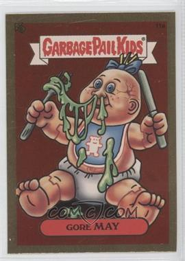 2003 Topps Garbage Pail Kids All-New Series 1 [???] #11 - Gore May