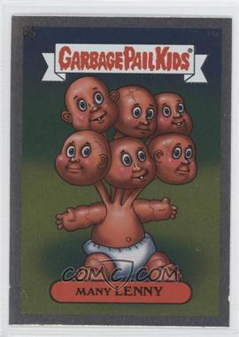 2003 Topps Garbage Pail Kids All-New Series 1 [???] #14A - Many Lenny