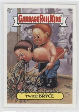 2003 Topps Garbage Pail Kids All-New Series 1 #28b - Twice Bryce