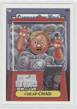 2003 Topps Garbage Pail Kids All-New Series 1 #29b - Cheap Chad