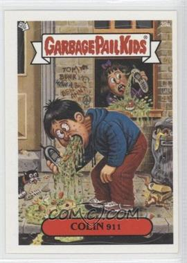 2003 Topps Garbage Pail Kids All-New Series 1 #30 - Colin 911