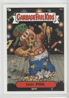 2003 Topps Garbage Pail Kids All-New Series 1 #33a - Phat Phil