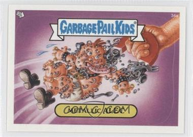 2003 Topps Garbage Pail Kids All-New Series 1 #34 - [Missing]
