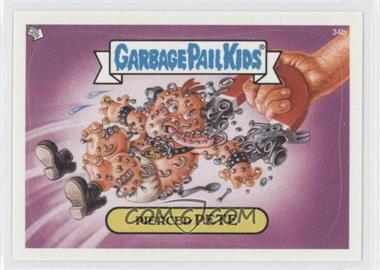 2003 Topps Garbage Pail Kids All-New Series 1 #34 - Pierced Pete
