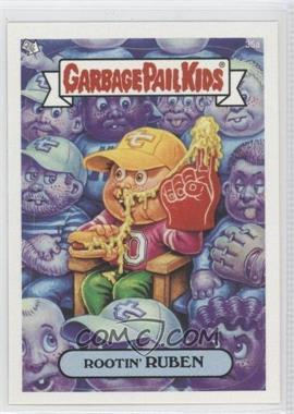 2003 Topps Garbage Pail Kids All-New Series 1 #35 - [Missing]