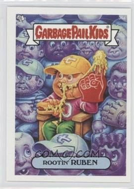 2003 Topps Garbage Pail Kids All-New Series 1 #35a - Rootin' Ruben