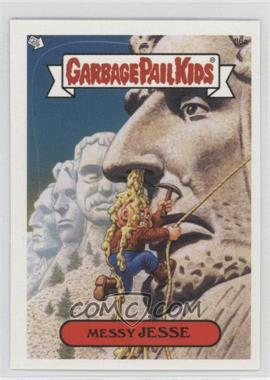 2003 Topps Garbage Pail Kids All-New Series 1 #36 - Messy Jesse