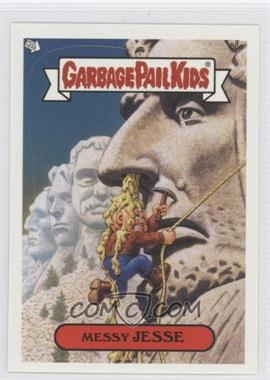 2003 Topps Garbage Pail Kids All-New Series 1 #36a - Messy Jesse