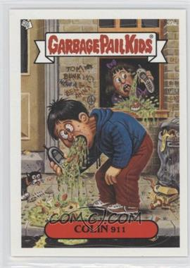 2003 Topps Garbage Pail Kids All-New Series 1 #39a - Colin 911