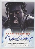 Alan Cumming as Nightcrawler
