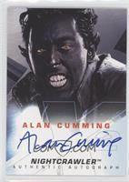 Alan Cumming as Nightcrawler
