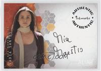 Mia Maestro as Nadia Santos