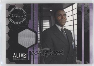 2004 Inkworks Alias Season 3 [???] #PW8 - Carl Lumbly as Marcus Dixon