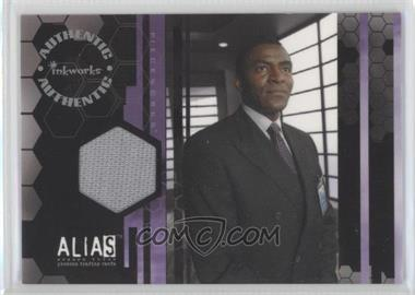 2004 Inkworks Alias Season 3 Piecewords #PW8 - Carl Lumbly as Marcus Dixon