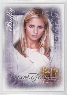 2004 Inkworks Buffy the Vampire Slayer Women of Sunnydale Promos #WOS P-I - Buffy