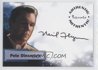 2004 Inkworks Smallville Season 3 Autographs #A23 - Neil Flynn as Pete Dinsmore