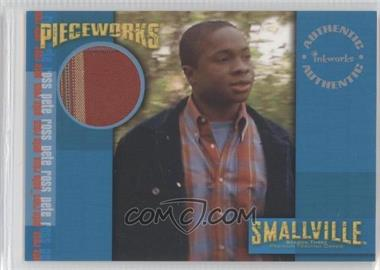 2004 Inkworks Smallville Season 3 Pieceworks Relics #PW4 - [Missing]
