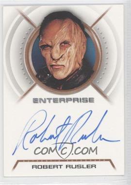 2004 Rittenhouse Star Trek: Enterprise Season 3 - Autographs #A31 - [Missing]