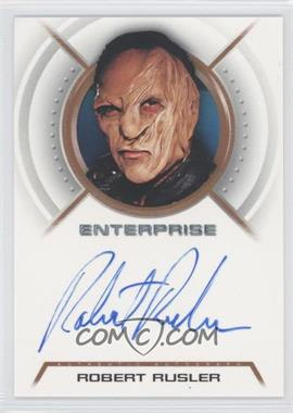 2004 Rittenhouse Star Trek: Enterprise Season 3 Autographs #A31 - [Missing]