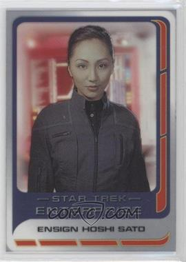 2004 Rittenhouse Star Trek: Enterprise Season 3 Enterprise Crew #CC5 - [Missing]