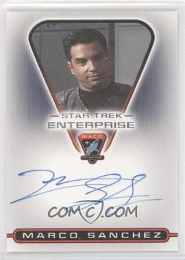 2004 Rittenhouse Star Trek: Enterprise Season 3 M.A.C.O.S. Autographs #MAC06 - [Missing]
