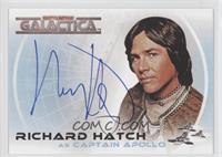 Richard Hatch as Captain Apollo