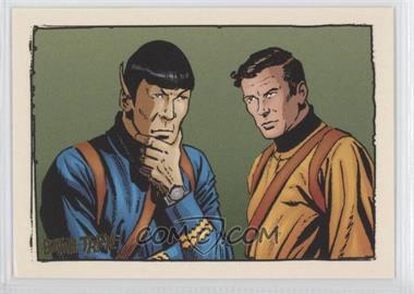 "2004 Rittenhouse The ""Quotable"" Star Trek Original Series [???] #6 - [Missing]"