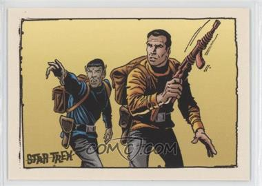 "2004 Rittenhouse The ""Quotable"" Star Trek Original Series Comics #GK3 - Invasion of the City Builders"