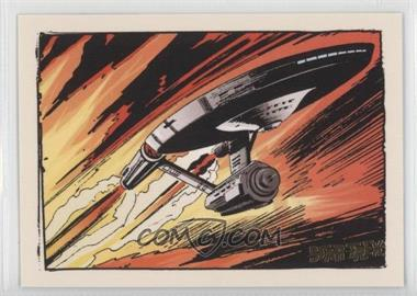 "2004 Rittenhouse The ""Quotable"" Star Trek Original Series Comics #GK9 - The Legacy of Lazarus"