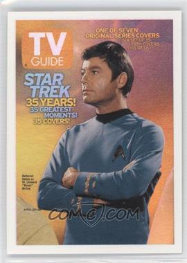 "2004 Rittenhouse The ""Quotable"" Star Trek Original Series TV Guide Covers #TV3 - [Missing]"