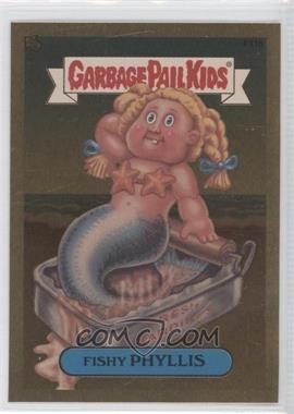 2004 Topps Garbage Pail Kids All-New Series 2 [???] #F11b - Fishy Phyllis