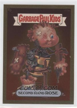 2004 Topps Garbage Pail Kids All-New Series 2 [???] #F13a - Second Hand Rose
