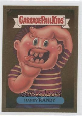 2004 Topps Garbage Pail Kids All-New Series 2 [???] #F16a - Handy Randy