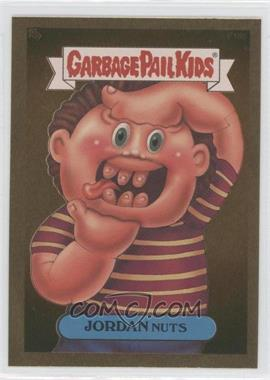 2004 Topps Garbage Pail Kids All-New Series 2 [???] #F16b - Jordan Nuts