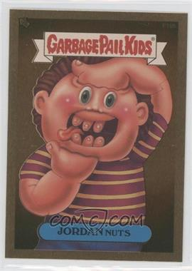 2004 Topps Garbage Pail Kids All-New Series 2 [???] #F16b - Jordan Nuts