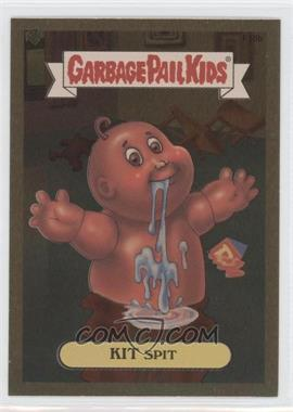 2004 Topps Garbage Pail Kids All-New Series 2 [???] #F18b - Kit Spit